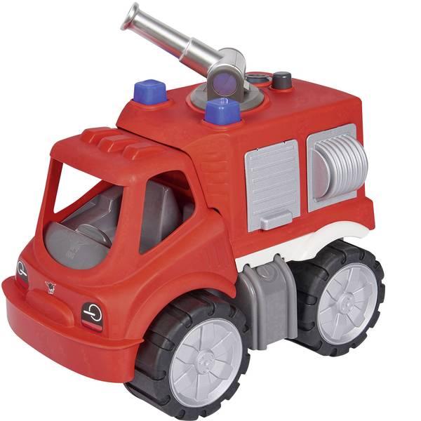 Veicoli giocattolo per bambini - Big Power-Worker vigili del fuoco Vagone di estinzione 55843 -