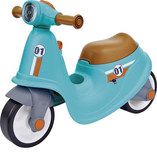 Auto a spinta - Veicolo a spinta per bambini Big Classic-Scooter Sport Turchese -