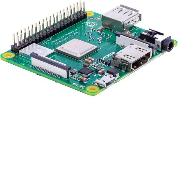Schede di sviluppo e Single Board Computer - Raspberry Pi® 3 A+ RP-3A+ 512 MB 4 x 1.4 GHz Raspberry Pi® -