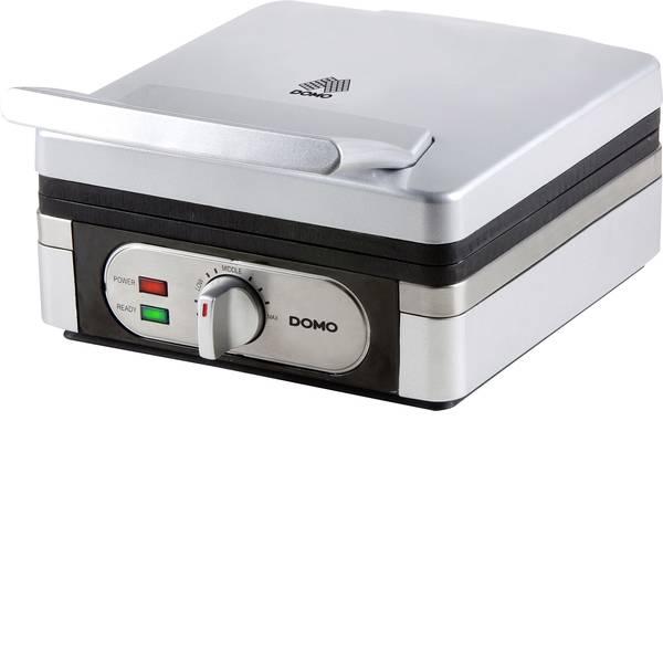 Macchine per cialde - DOMO DO9047W Macchina per cialde Argento -