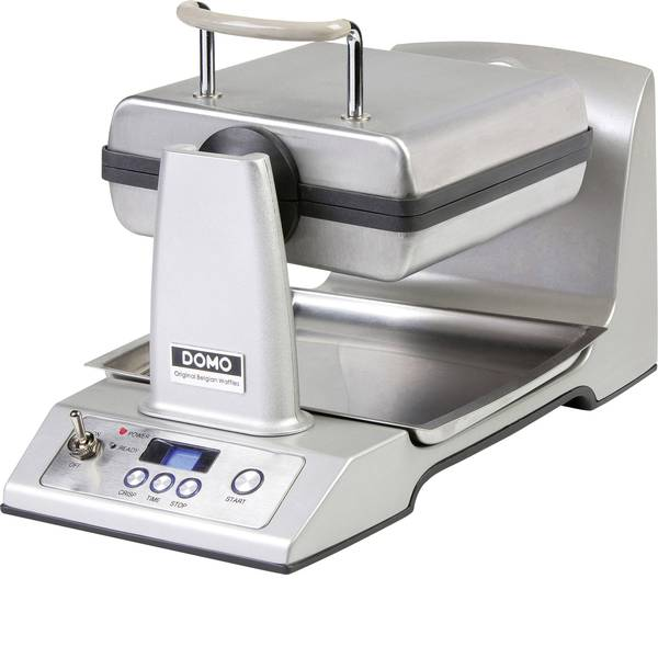 Macchine per cialde - DOMO DO9043W Macchina per cialde Acciaio -