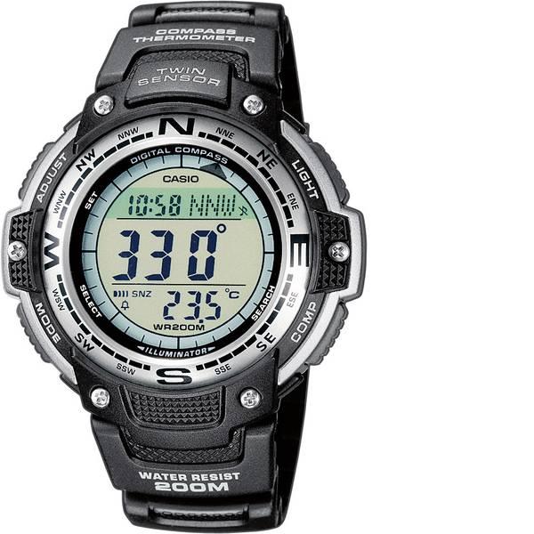 Orologi da polso - Casio Cronografo Orologio da polso SGW-100-1VEF (L x L x A) 51.5 x 47.6 x 13.2 mm Nero Materiale cassa=Resina Materiale  -