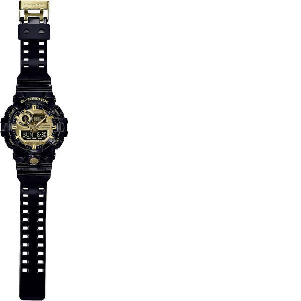 Orologi da polso - Casio Quarzo Orologio da polso GA-710GB-1AER (L x L x A) 57.5 x 53.4 x 18.4 mm Nero Materiale cassa=Resina Materiale  -