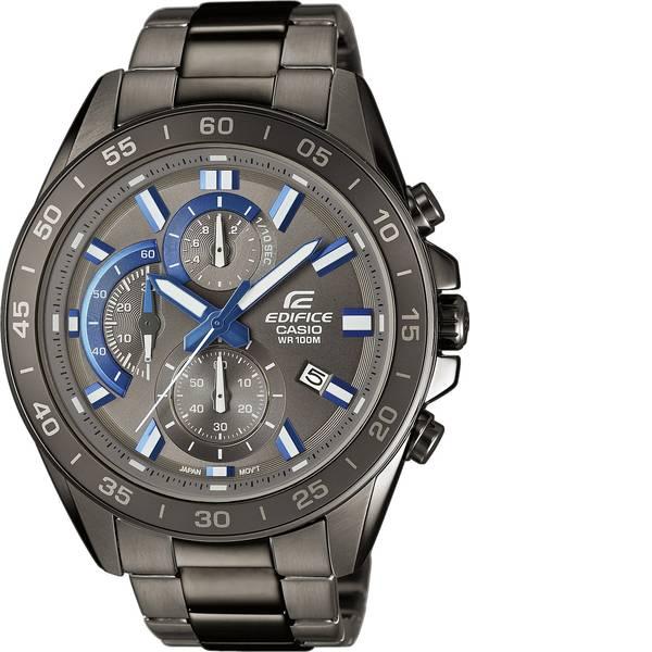 Orologi da polso - Casio Cronografo Orologio da polso EFV-550GY-8AVUEF (L x L x A) 53 x 47 x 12.1 mm Nero Materiale cassa=Acciaio inox  -