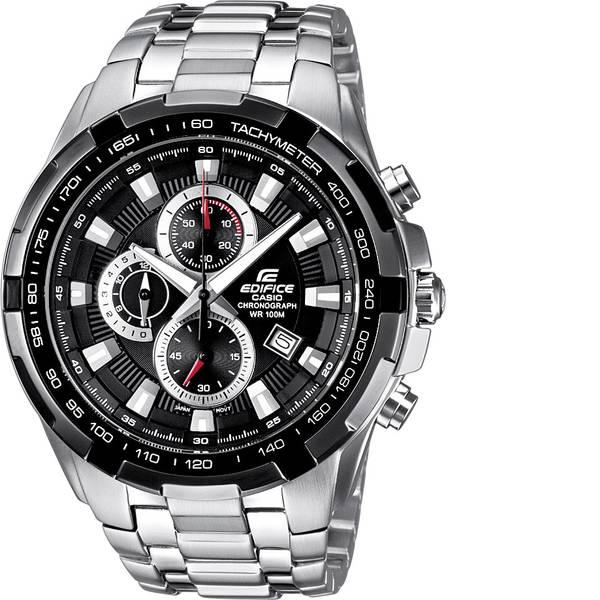 Orologi da polso - Casio Cronografo Orologio da polso EF-539D-1AVEF (L x L x A) 53.5 x 48.5 x 11.5 mm Argento, Nero Materiale cassa=Acciaio  -