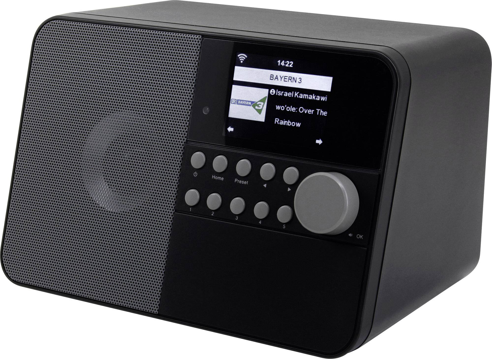SoundMaster IR6000SW Internet
