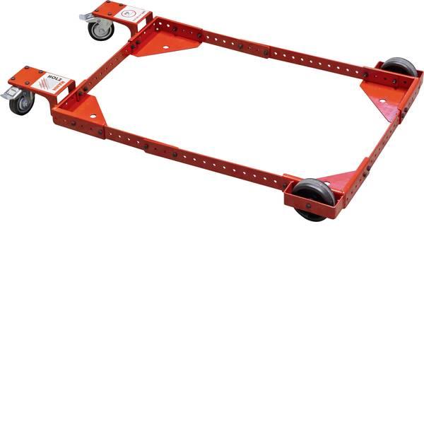 Carrelli e pianali di trasporto - Piattaforma con ruote Capacità di carico (max.): 410 kg Holzmann Maschinen -