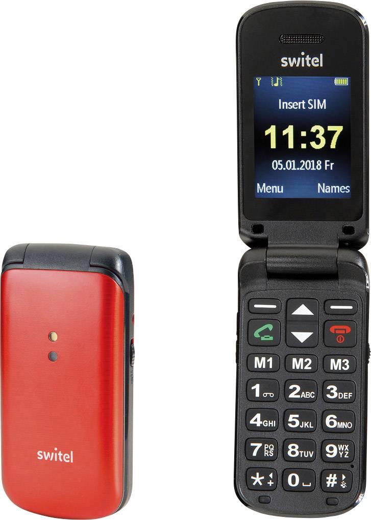 Cellulare a conchiglia Switel