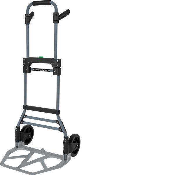 Carrelli per sacchi - Einhell BHT 100 2260125 Carrellino pieghevole Alluminio, Plastica Capacità di carico (max.): 100 kg -