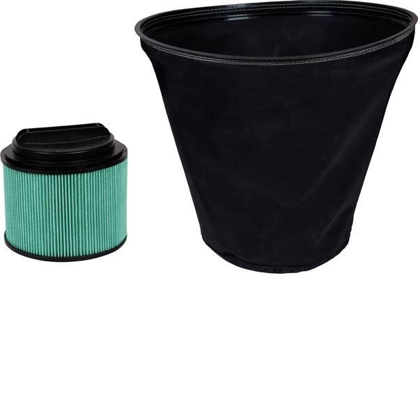 Accessori per aspirapolvere e aspiraliquidi - Doppio sistema filtrante per polvere Einhell 2351250 1 pz. -