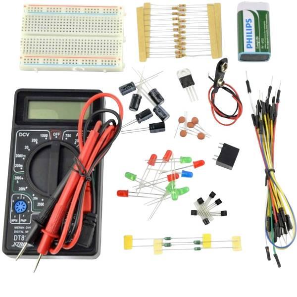 Kit e schede microcontroller MCU - Arduino Sistema Educativo Arduino CTC 101 -