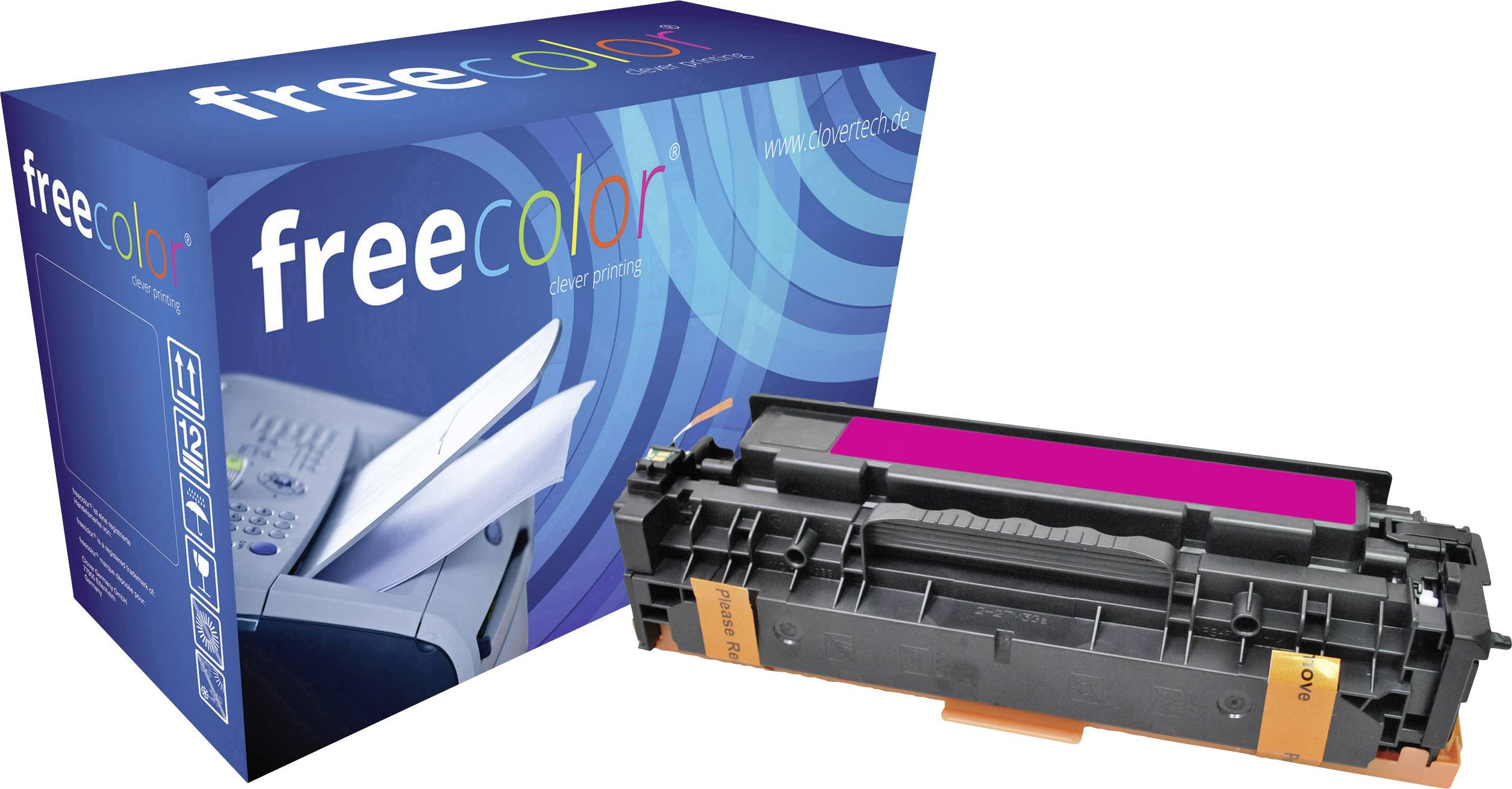 freecolor Toner sostituisce HP