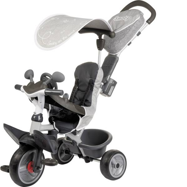 Veicoli a pedali - Smoby Titanio Baby Driver Komfort Titan -