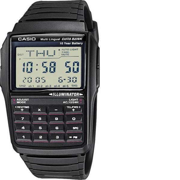 Orologi da polso - Casio Quarzo Orologio da polso DBC-32-1AES (L x L x A) 50.4 x 37.4 x 12 mm Nero Materiale cassa=Resina Materiale  -