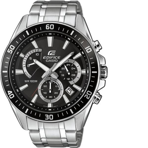 Orologi da polso - Casio Cronografo Orologio da polso EFR-552D-1AVUEF (L x L x A) 53 x 47 x 12.3 mm Argento Materiale cassa=Acciaio inox  -