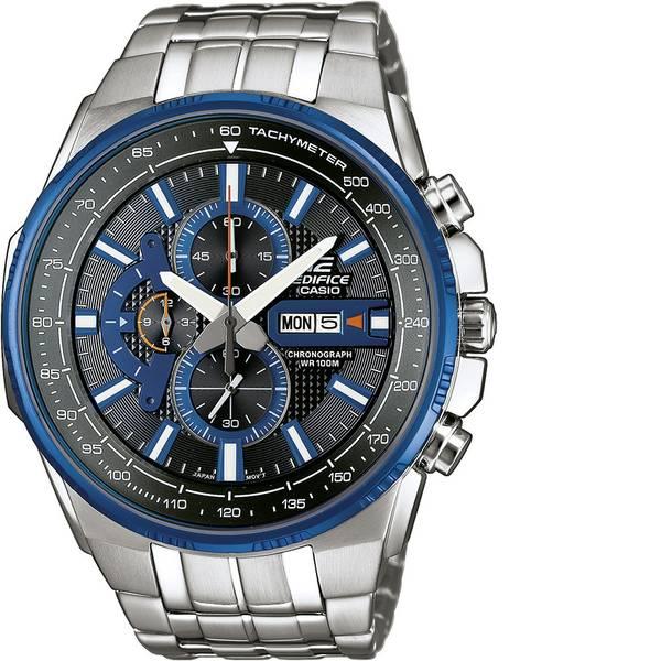 Orologi da polso - Casio Cronografo Orologio da polso EFR-549D-1A2VUEF (L x L x A) 56.9 x 50.3 x 12.9 mm Argento, Blu Materiale  -