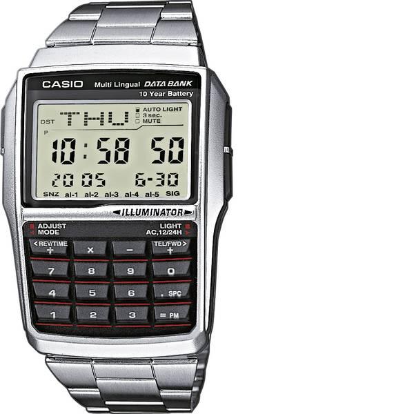 Orologi da polso - Casio Quarzo Orologio da polso DBC-32D-1AES (L x L x A) 50.4 x 37.4 x 12 mm Argento Materiale cassa=Resina Materiale  -