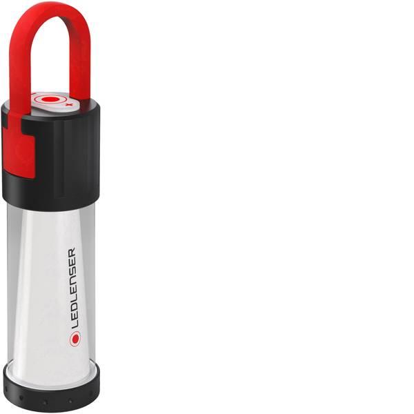 Lampade per campeggio, outdoor e per immersioni - LED Lanterna da campeggio Ledlenser PL6 750 lm a batteria ricaricabile 280 g Nero-rosso 500943 -