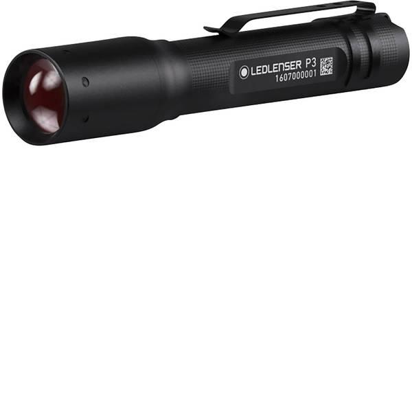 Torce tascabili - Ledlenser P3 LED Mini torcia portachiavi, Mini torcia elettrica a batteria 25 lm 6 h 35 g -