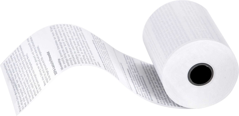 Rotolo carta termica per ec-Ca