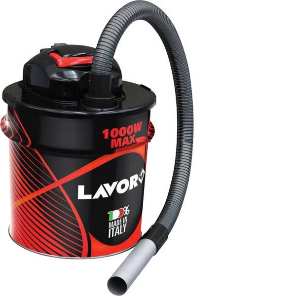 Bidoni aspiratutto - Lavor Lavor Aschesauger ASHLEY 410 8.236.0017 Aspiraceneri 1000 W 18 l -