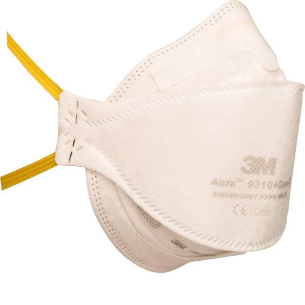 Maschere per polveri fini - Mascherina antipolvere senza valvola FFP1 3M Aura™ 9310+Gen3 20 pz. -