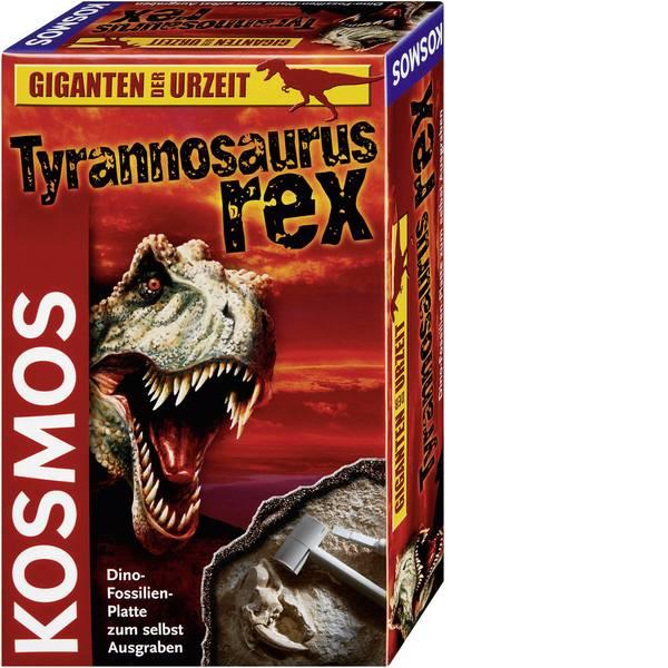 Kit esperimenti e pacchetti di apprendimento - PRODOTTO IN LINGUA TEDESCA Kosmos Tyrannosaurus Rex 630362 Classe di età da 7 anni -