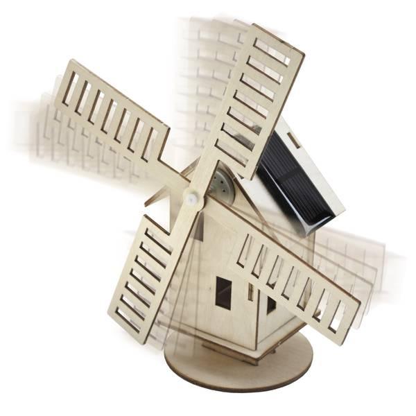 Kit di energie rinnovabili - Sol Expert 40009 Mulino a vento solare -