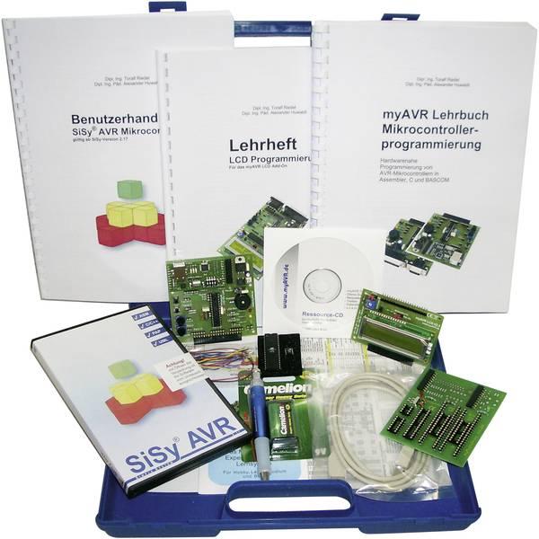 Kit e schede microcontroller MCU - myAVR Starter kit MK2 PLUS -