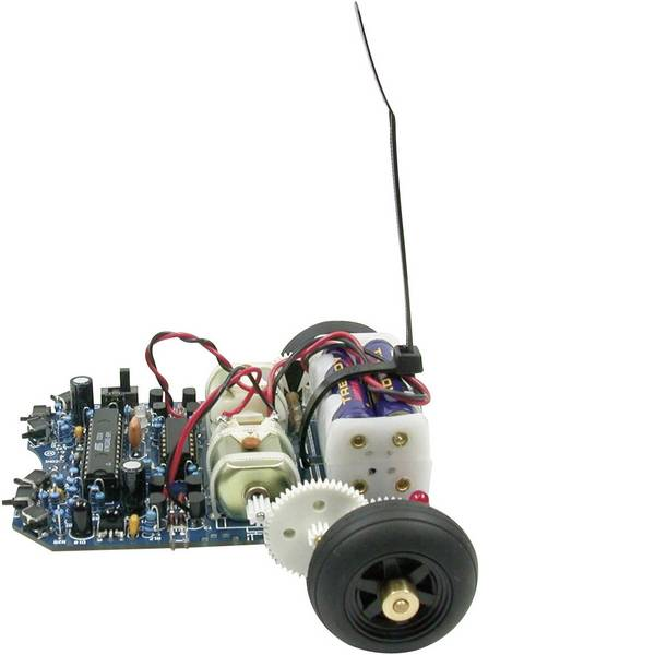Robot in kit di montaggio - DLR Robot in kit da montare ARX-03 ASURO USB Modello (kit/modulo): KIT da costruire -