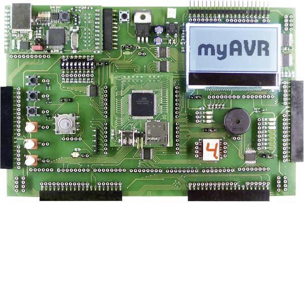 Kit e schede microcontroller MCU - myAVR Scheda per esperimenti MK3 256K PLUS -