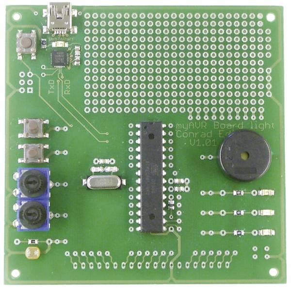 Kit e schede microcontroller MCU - myAVR Scheda per esperimenti light -