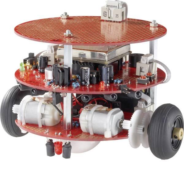 Robot in kit di montaggio - C-Control Robot in kit da montare PRO-BOT128K Modello (kit/modulo): KIT da costruire -