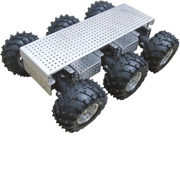 Robot in kit di montaggio - Arexx Piattaforma robotica mobile JSR-6WD Modello (kit/modulo): KIT da costruire -