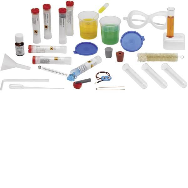 Kit di apprendimento chimica - Kit esperimenti Kosmos Chemielabor C1000 640118 da 10 anni -