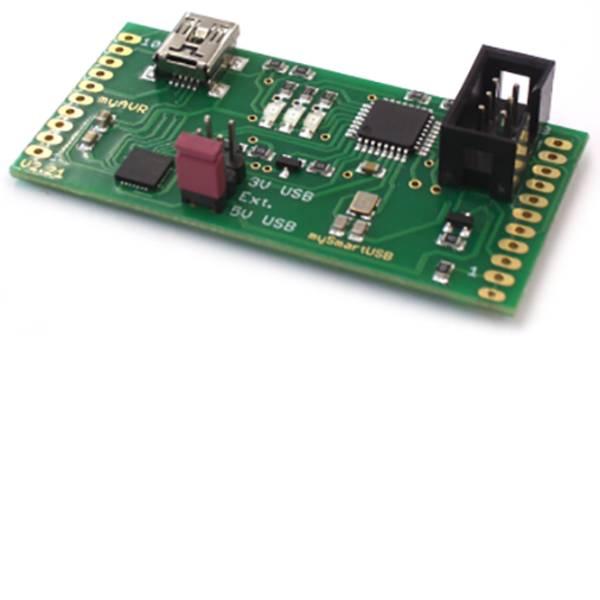 Kit e schede microcontroller MCU - myAVR Programmatore USB MK2 MyAVR -