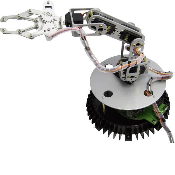 Robot in kit di montaggio - Arexx Braccio robotico in kit da montare RA1-PRO Modello (kit/modulo): KIT da costruire -