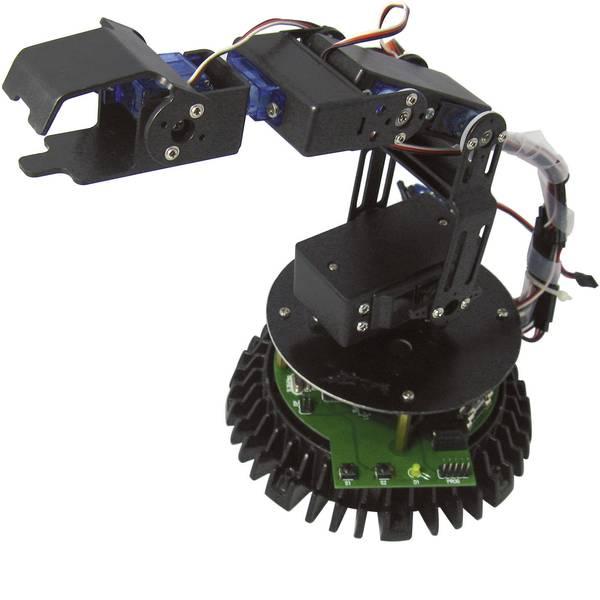 Robot in kit di montaggio - Arexx Braccio robotico in kit da montare RA2-MINI Modello (kit/modulo): KIT da costruire -