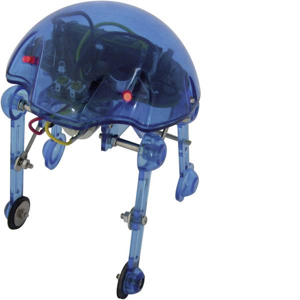 Robot in kit di montaggio - Arexx Robot mobile in kit da montare SW-007A Modello (kit/modulo): KIT da costruire -