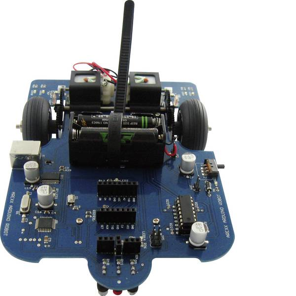 Robot in kit di montaggio - Robot in kit da montare Arexx AAR-04 -