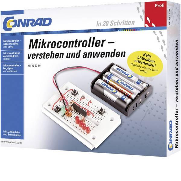 Kit esperimenti e pacchetti di apprendimento - Pacchetto di apprendimento Conrad Components Profi Mikrocontroller 10104 da 14 anni -