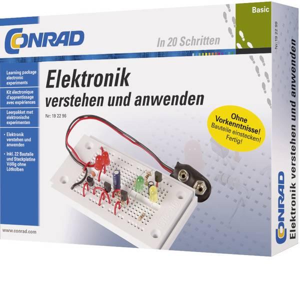 Pacchetti di apprendimento elettrici ed elettronici - Conrad Components Basic Elektronik 3964 Pacchetto di apprendimento da 14 anni -