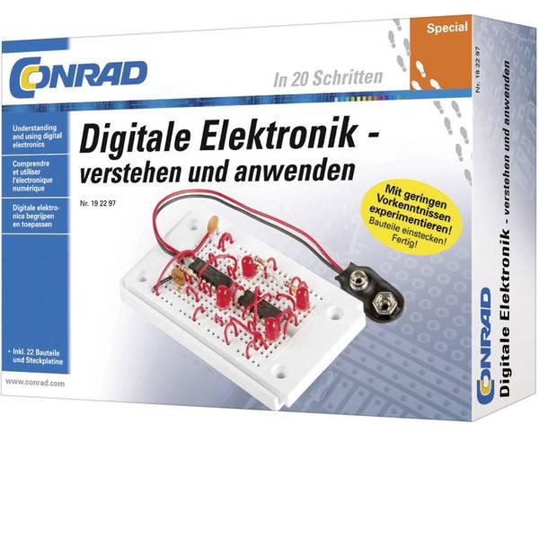 Pacchetti di apprendimento elettrici ed elettronici - Conrad Components Special Digitale Elektronik 10073 Pacchetto di apprendimento da 14 anni -