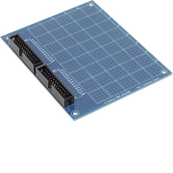Moduli e schede Breakout per schede di sviluppo - C-Control Scheda di espansione AVR 32-Bit Unit-Bus extension Board 26 polig Pro -