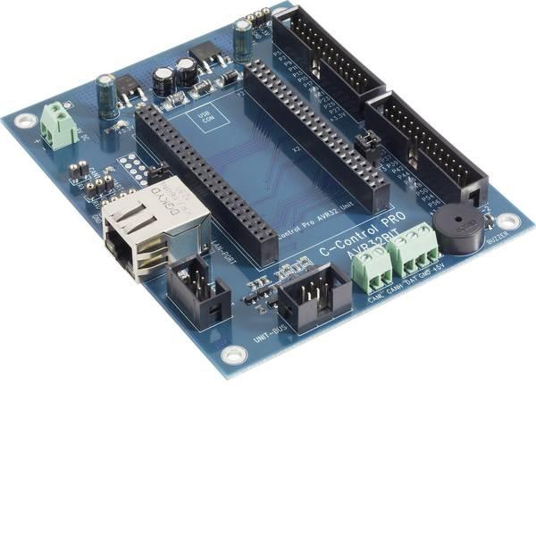 Kit e schede microcontroller MCU - C-Control Scheda di sviluppo AVR 32-Bit Mainboard Pro -