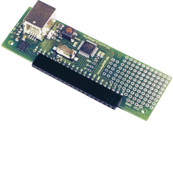 Kit e schede microcontroller MCU - myAVR Scheda mySmartControl MK2 16K -