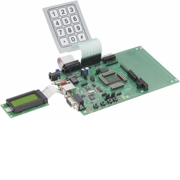 Kit e schede microcontroller MCU - C-Control Scheda di sviluppo Mega 128 Pro -