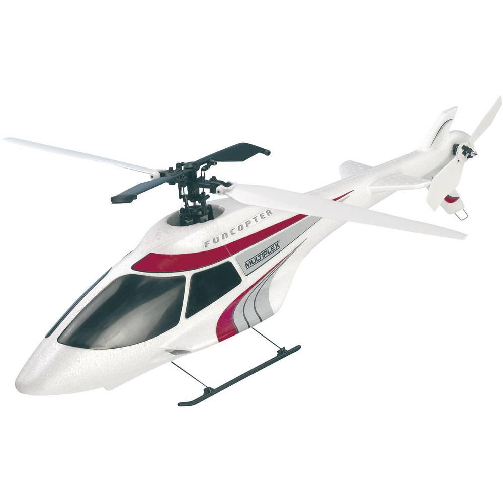 Elicottero 450 : Multiplex funcopter v2 elicottero radiocomandato arf 450er 263003