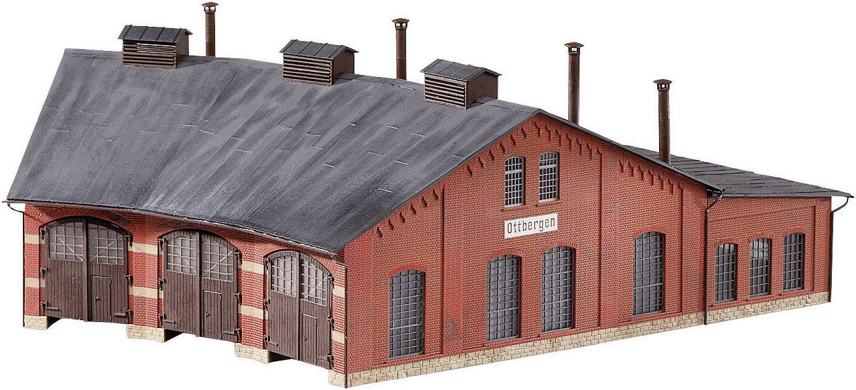 Deposito locomotive Ottbergen Kibri 9452 H0