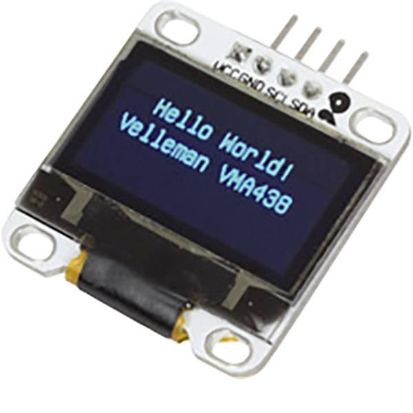 Shield e moduli aggiuntivi HAT per Arduino - Velleman VMA438 -